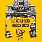 Bundle of Old World Mild Venison Sticks