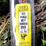 Old World Mild Venison Stick