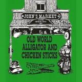 Bundle of Old World Alligator and Chicken Sticks