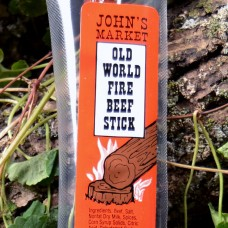 Old World Fire Beef Stick