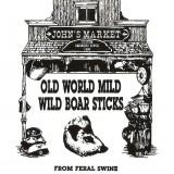 Bundle of Old World Mild Wild Boar Sticks