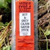 Hot & Spicy Cajun Gator Stick