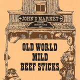Bundle of Old World Mild Beef Sticks