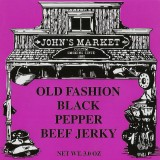 Old Fashion Black Pepper Beef Jerky