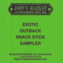 Exotic Outback Stick Sampler