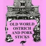 Bundle of Old World Ostrich and Pork Sticks