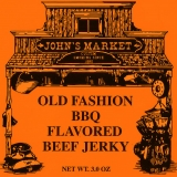 Old Fashion BBQ Flavored Beef Jerky