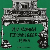 Old Fashion Teriyaki Beef Jerky