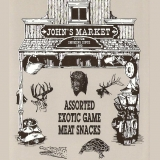 Assorted Game Meats Snack Stick Sampler