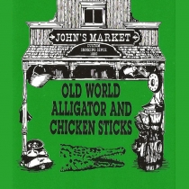 Bundle of Old World Alligator and Chicken Sticks