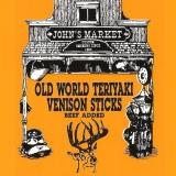 Bundle of Old World Teriyaki Venison Sticks