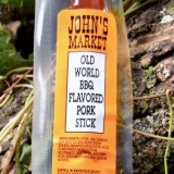 Old World BBQ Flavored Pork Stick