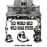 Bundle of Old World Mild Wild Boar Sticks