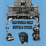 Bundle of Old World Mild Buffalo Sticks