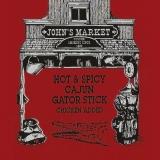 Bundle of Hot & Spicy Cajun Gator Sticks