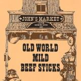 Bundle of Old World Mild Beef Sticks