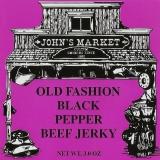 Old Fashion Black Pepper Beef Jerky