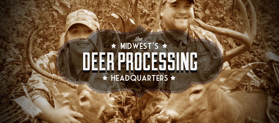 The Midwest's Deer Processing Headquarters
