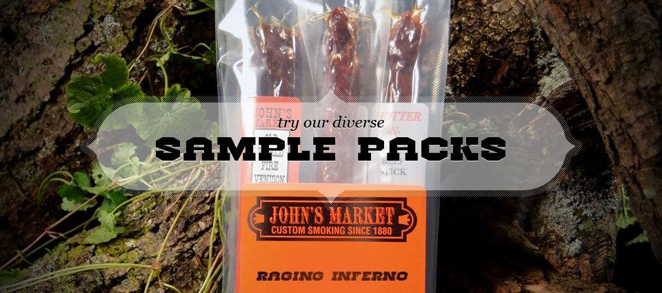 Try Our Diverse Samper Packs