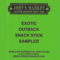 Exotic Outback Stick Sampler