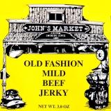 Old Fashion Mild Beef Jerky
