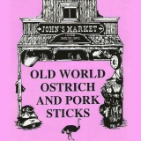 Bundle of Old World Ostrich and Pork Sticks